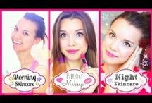 Beauuuuuty! / Fav products, make up and skin tutorials, products to try, and skin care routines <3 / by ♥Brit Burton♥