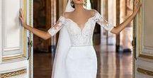 Glamorous Weddings / Wedding ideas for the glamorous bride!