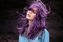 Цвет волос / Hair color