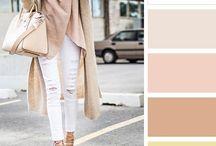 Farbkombinationen / Farbkombinationen