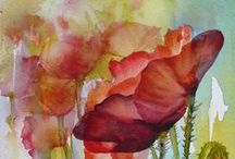 """Florality / """"Every flower is a soul blossoming in nature.""""  ~Gerard de Nerval / by Laura S Martin"""