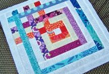 Quilting Inspiration / Quilting things I love.  Either want to make or have made!