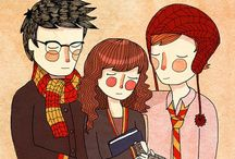 Potter Watch z8D / Excuse me, are you the imprint of a departed soul? #nerdalert / by Juliana Adame