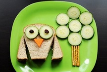 Kid Food / by Emily H