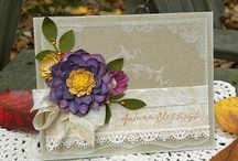 Scrapbooking & Stamping Love / Handmade cards and scrapbook pages I love. / by Linda Chadbourne