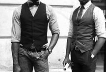 MENS FASHION STYLE / Fashion and style for the men