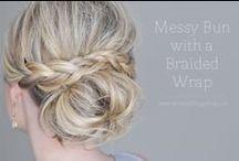 Hair styles & accessories