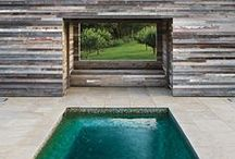 POOLS AND SPAS TO SOAK IN / Pools spas, and ponds to soak it all in