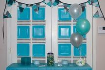 Baby Shower Decorations and Food
