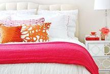 MASTER SUITE BEDROOM REMODEL / A bedroom remodel and design mood board for my mom.