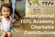 ITA Cares / International TEFL Academy is more than a teaching abroad program provider but a company whose heart is set to helping the community. Find out more about its campaigns here: / by International TEFL Academy