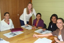 TEFL Classes Around the World / International TEFL Academy classes around the world!