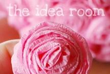 Flower Patch - Flower tutorials / by Linda Chadbourne