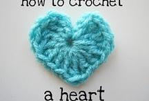 Crochet - Oui Oui - Tutorials / by Linda Chadbourne