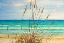 Beach / One of my favorite places! / by Lu Bickley