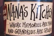4 my Grandkids / Love being a grandma.  Ideas on things I want to do with them.