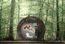 Eco habitat / Architecture & design éco-responsables, durables et écologiques.