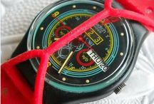 Swatch+ Obsession  / by George Davis