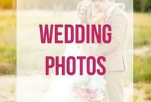 A Moment in Time: Wedding Photos