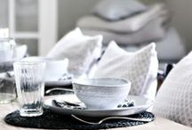 Table Settings / Table Settings, Decorative touches and Ideas