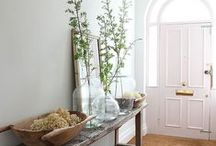 Foyer & Hall Ideas