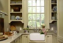 Treadwell / Small kitchens and kids