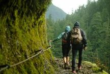 CAMPING, ADVENTURES, & BACKPACKING / Camping, Backpacking, Exploring, Life on Foot.