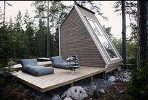 COOL CABIN DESIGNS / Mountain and Cabin Designs
