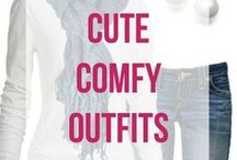 Cute Comfy Outfits (Fashion, Baby!)