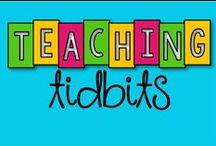 Teaching Tidbits / This is a collaborative board for 30 amazing K-2 teachers who love what we do and love collaborating with other crazies like us! Remember we have a 3:1 pin rule. For every pin you make promoting your work, pin three other pins about the amazing work of others. No product covers. When possible create new pins instead of repining. Pin happy ladies!