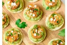 Great With Guacamole / Guacamole isn't just for dipping chips. Explore new ways to enjoy this fresh and fit food! Or share your favorite cabo style party tips and table decor.
