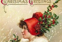 Christmas  of Yesteryear / All things Christmas from the past. / by Lu Bickley