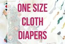 One-Size Cloth Diaper