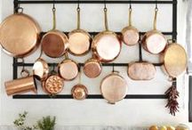 Cuivre | Copper / we're always crushing on copper