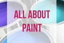 All About Paint / Paint Colors, How to Paint and All things PAINT