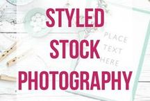 Styled Stock Photography for Bloggers