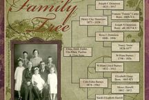 Family History / Genealogy, ancestors, family tree / by Lu Bickley