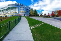 Grand Hotel ❤️️ / Mackinac Island, Michigan: Grand Hotel