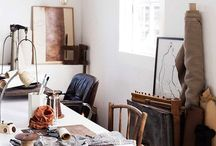 Bureau | Office / we can't live without that creative space
