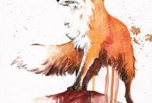 wallpapers with foxes