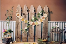 Wedding-Decor / by Susanne Bamberger