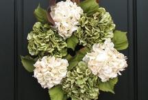 Wreath Ideas / by Natalie Jacob