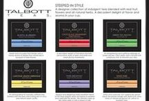 Talbott Teas / Gourmet tea that is steeped in style / by Talbott Teas