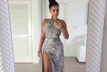 Things I would Wear, without thinking twice! / Women's fashion / by Simisola Durosomo