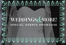 Weddings&More! Showcase / Weddings&More! Special Events Showcase is an annual showcase the CES office hosts as an affordable option compared to other bridal shows in the region. Whether you are planning a wedding or another special event, this will be your one-stop source for all your event needs. Collect unique ideas, search for the perfect venue, and learn tips and tricks from industry professionals. http://weddingsandmore.ucdavis.edu