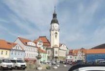 Bílina City,Czech Republic
