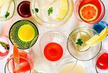 Food-Drinks / by Susanne Bamberger