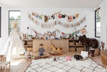 chambre d'enfant / by Meredith