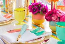 Dining & Entertaining Style / by Talbott Teas