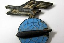 WW1 & WW2 Badges